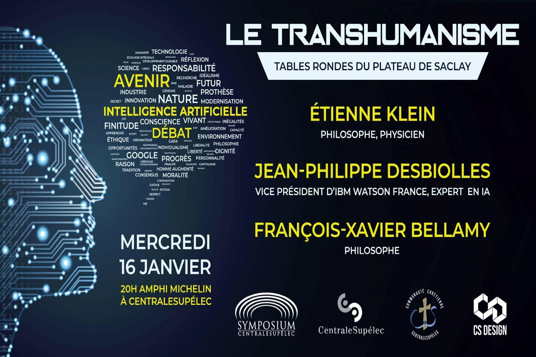 Table-ronde sur le Transhumanisme